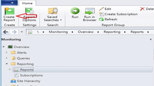 SCCM Create Custom Report Using Report Builder   ConfigMgr   Part 1