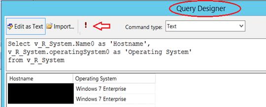 SCCM Create Custom Report Using Report Builder   ConfigMgr   Part 1 5