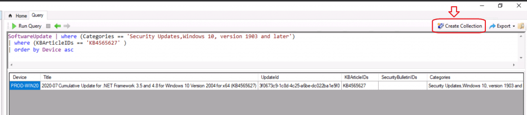 Find Missing Patches using ConfigMgr CMPivot Query   SCCM
