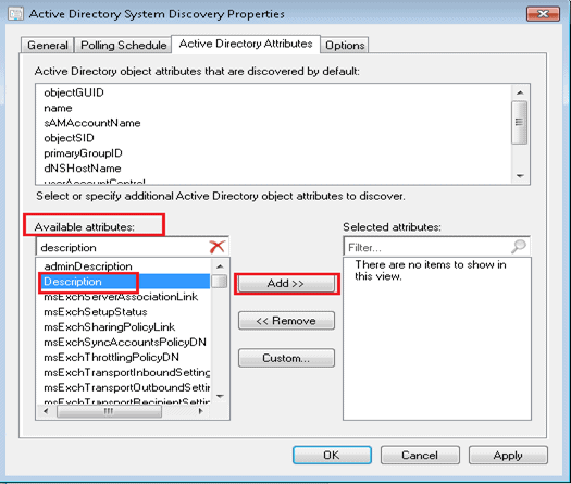 SCCM Application Deployment Based on System Description | ConfigMgr