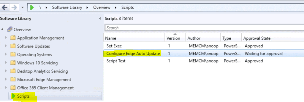 ConfigMgr Community Hub Download Script | Edge Auto Update | SCCM 2