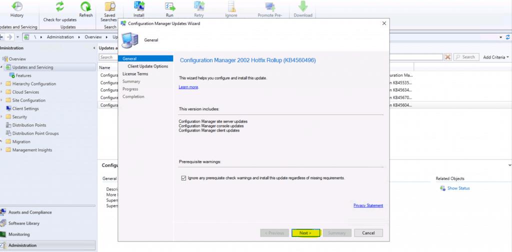 SCCM 2002 Hotfix Rollup KB4560496 | ConfigMgr | Update Rollup | 30 Fixes 2