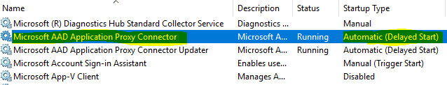 Demystify Intune SCEP HTTP Error - AAD App Proxy related HTTP Error - Connector Service Startup is Delayed Start by Default