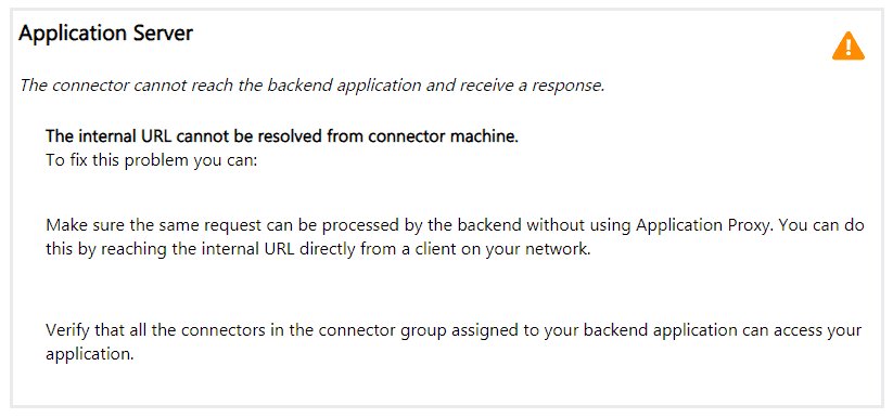 Intune SCEP HTTP Error - AAD App Proxy related HTTP Error - 502 Bad Gateway - App Proxy Diagnostic Reports