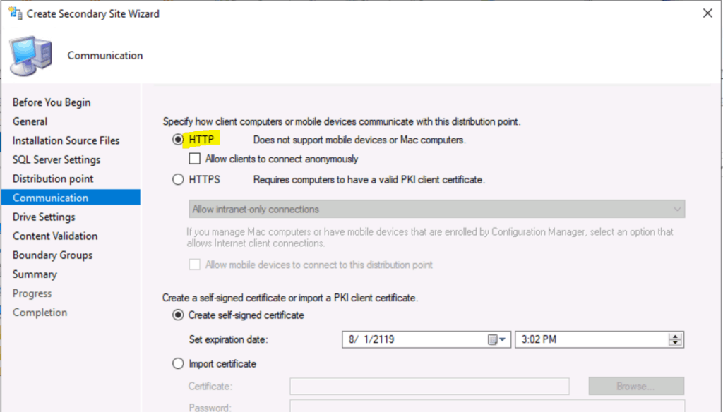 SCCM Secondary Server Installation Guide | Step by Step | ConfigMgr 6