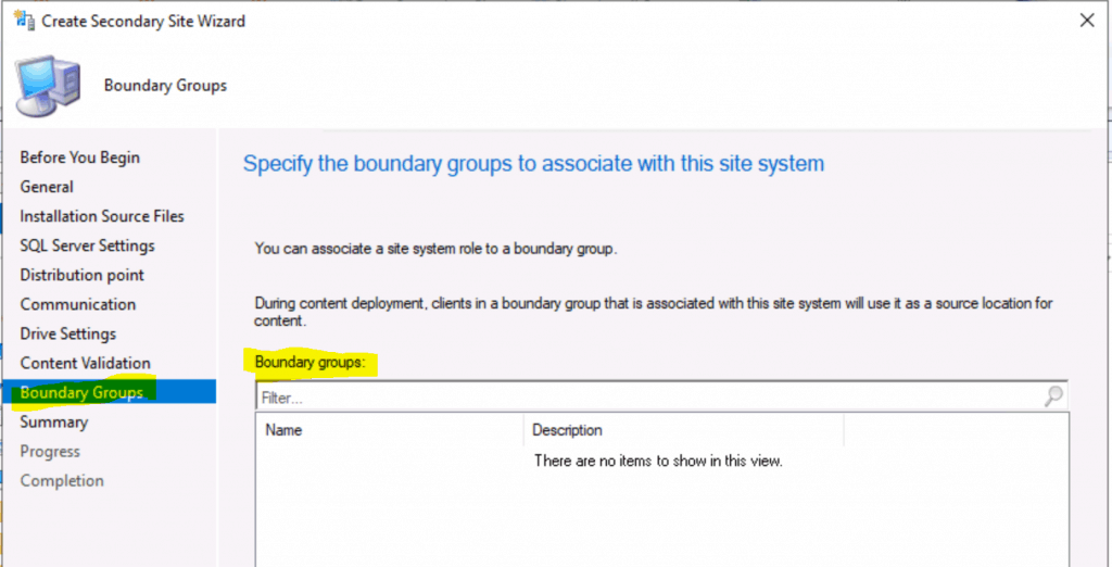 SCCM Secondary Server Installation Guide | Step by Step | ConfigMgr 8