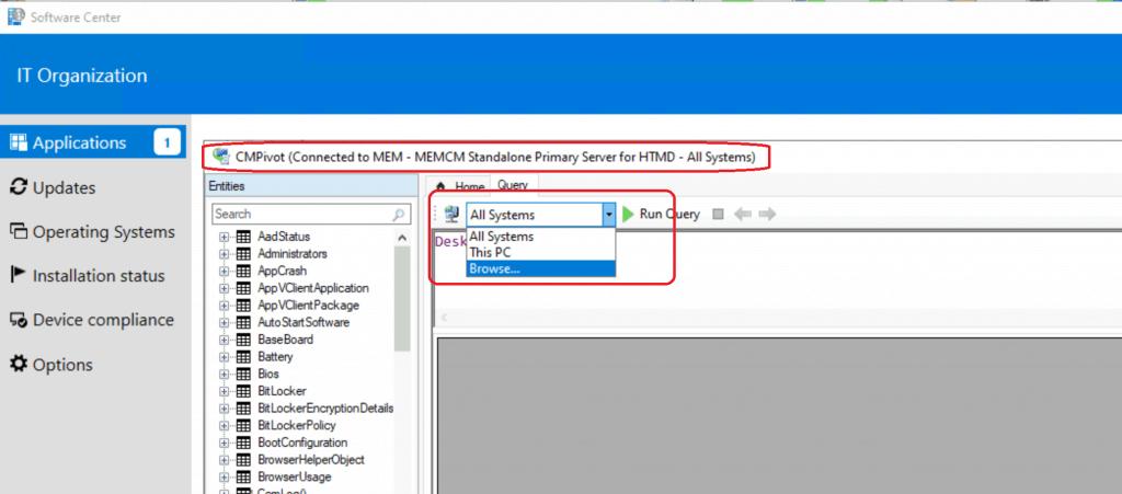SCCM CMPivot Standalone Version Installation Guide | ConfigMgr