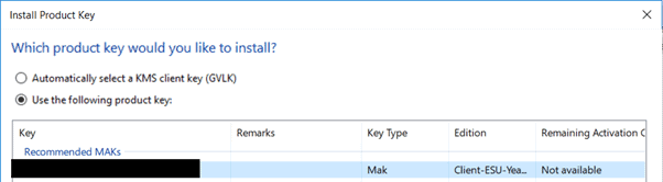 How to Install VAMT Activate Windows 7 ESU keys using VAMT | SCCM 8