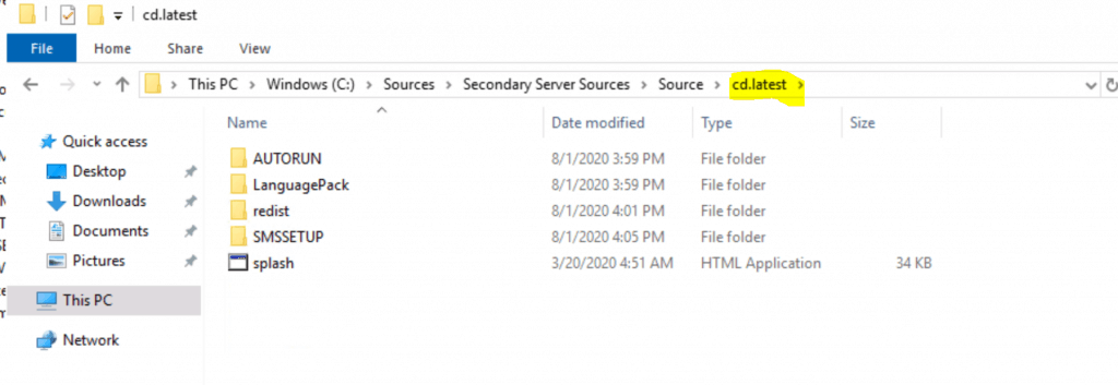 SCCM Secondary Server Installation Guide | Step by Step | ConfigMgr 4