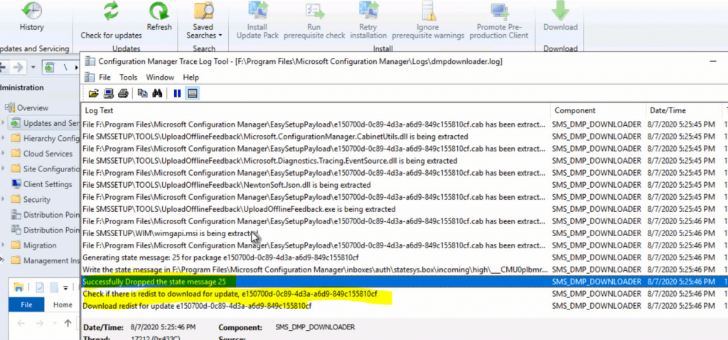 Download ConfigMgr Version 2006 - SCCM Primary Server Upgrade to 2006 | ConfigMgr | Guide | Step by Step