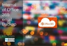 Office 365 Email Backup Solution