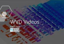 WVD Deep Dive Technical Videos