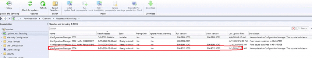 ConfigMgr 2006 Production Version Generally Available | SCCM