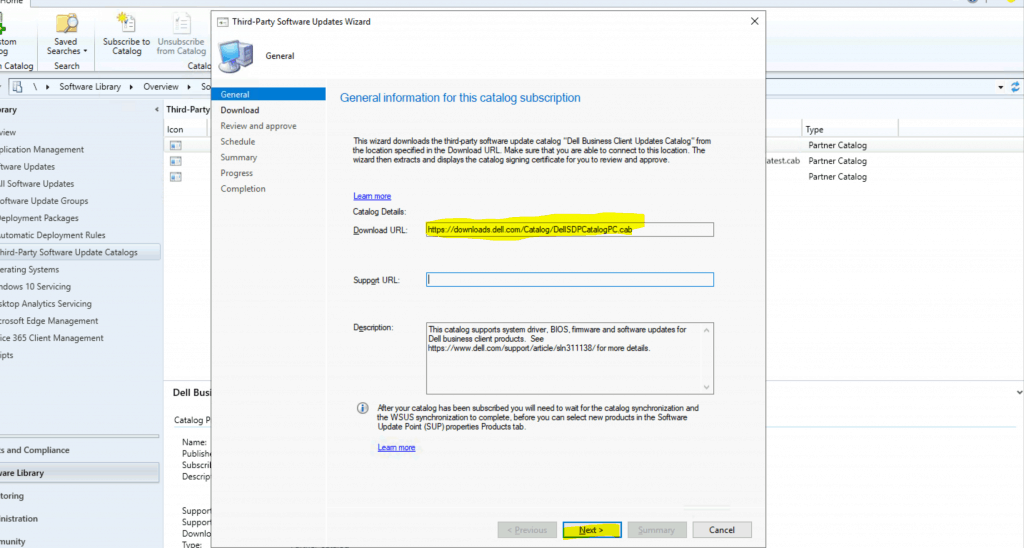 ConfigMgr Third-Party Updates Free v3 Catalogs | Dell | SCCM - Dell Updates Catalog V3 for SCCM