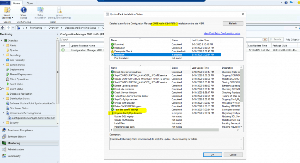 SCCM 2006 Hotfix Released for Opt-in Ring | ConfigMgr | Fixes