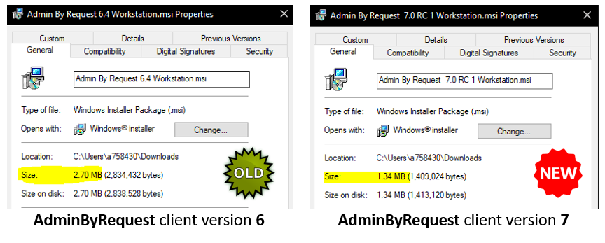 What's New with Admin By Request version 7 - Learn With Joy 4
