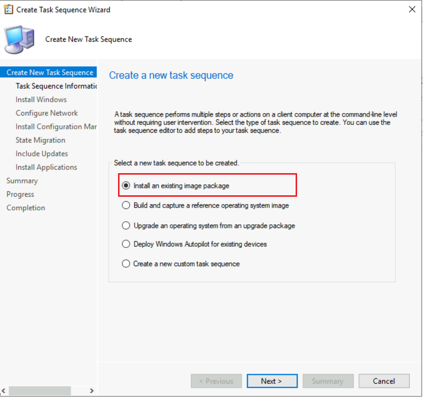 Deploy Windows 10 20H2 Using SCCM Task Sequence | ConfigMgr 4