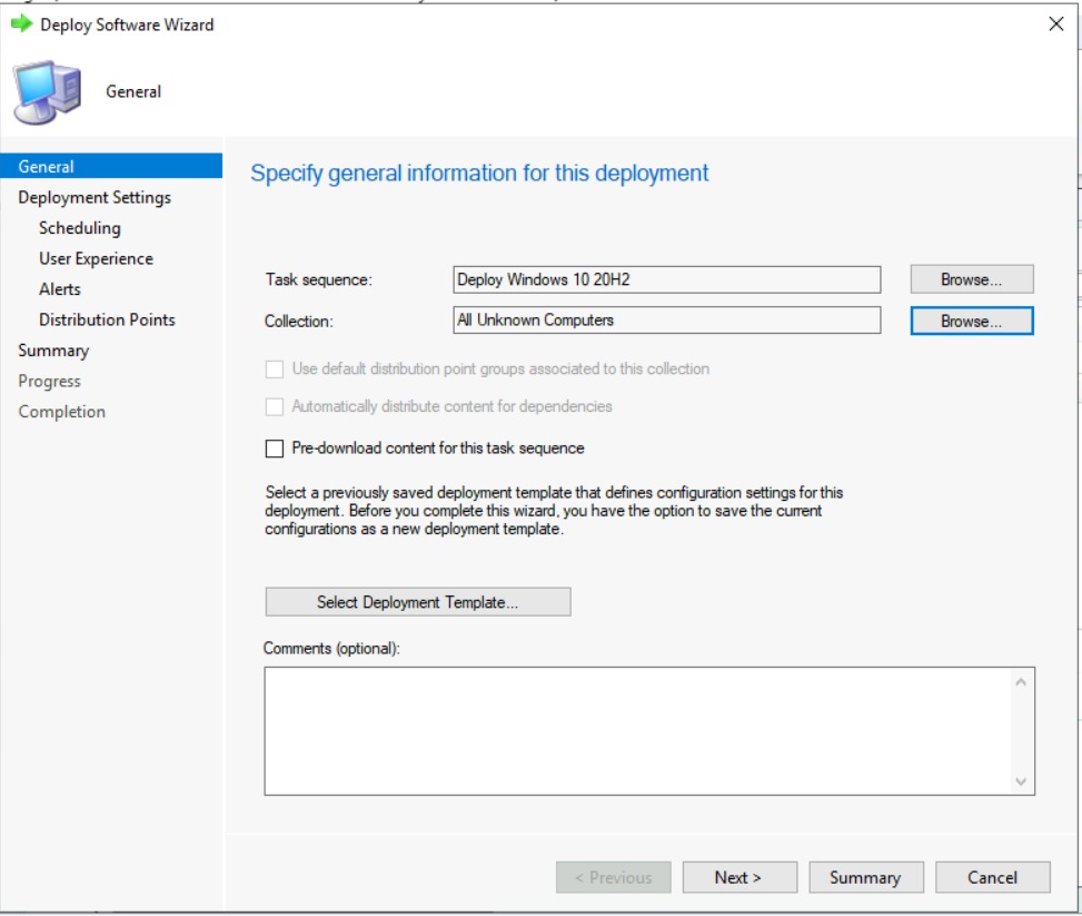 Deploy Windows 10 20H2 Using SCCM Task Sequence | ConfigMgr 8