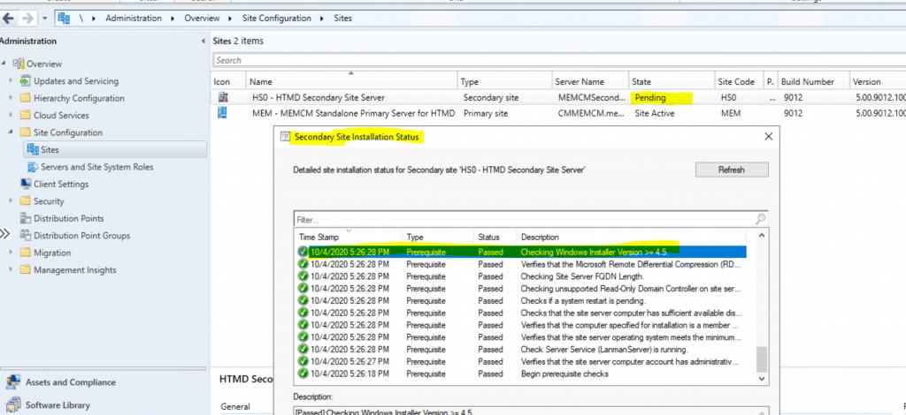SCCM Secondary Server Hotfix Installation Guide | ConfigMgr