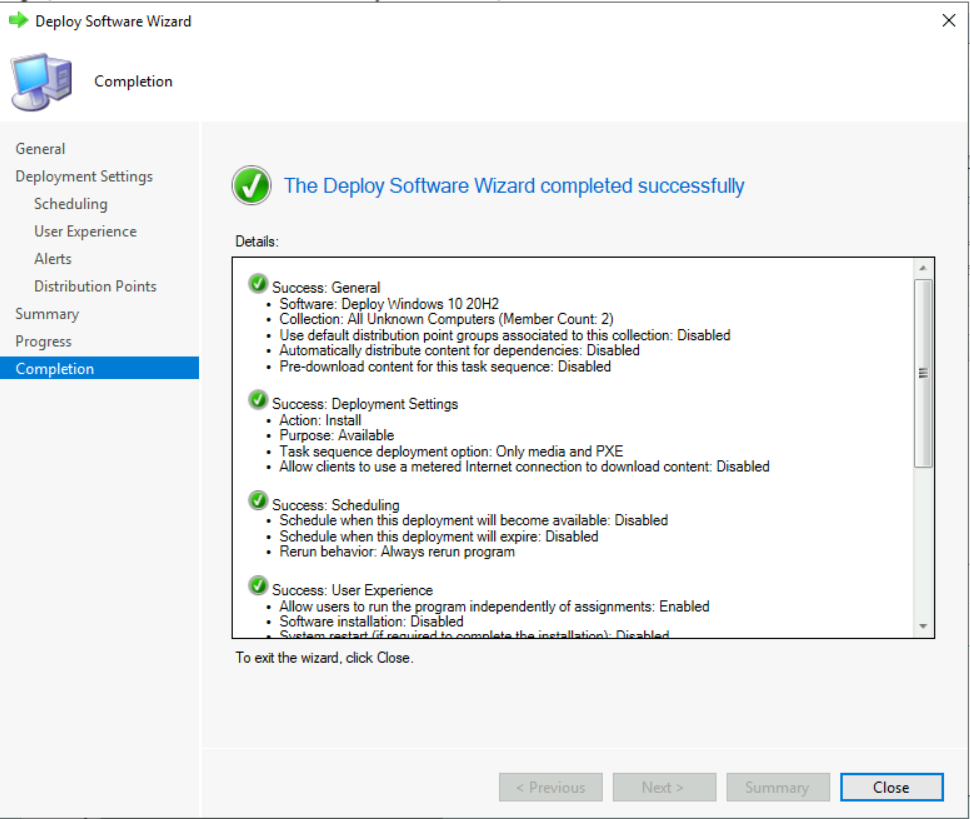 Deploy Windows 10 20H2 Using SCCM Task Sequence | ConfigMgr 10