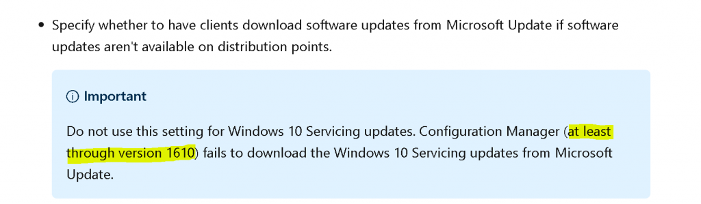 ConfigMgr Windows 10 Servicing Upgrade to 20H2 | SCCM 8