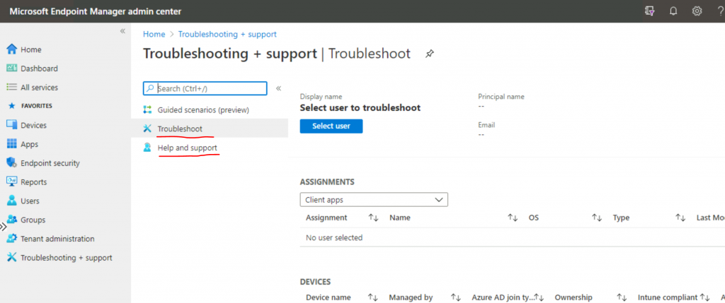 Intune Learning ConfigMgr Admins