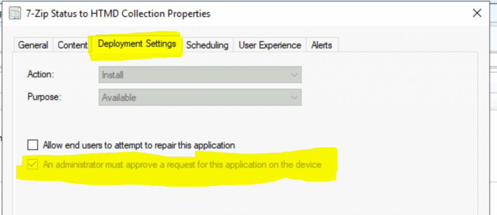 Enable ConfigMgr Applications from Intune Portal | Admin Center