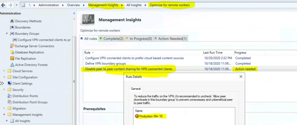 ConfigMgr Optimization Options for Remote Workers | SCCM | VPN 1