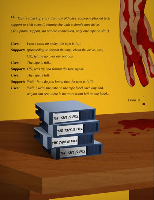 Halloween Backup Horror Stories eBook