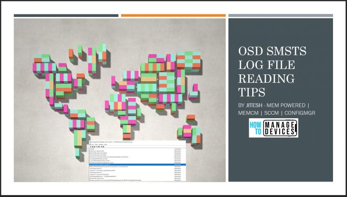 SCCM OSD SMSTS Log File 1
