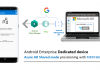 [Cover Image] Android Enterprise Dedicated device Azure AD Shared mode provisioning - Learn Intune with Joy