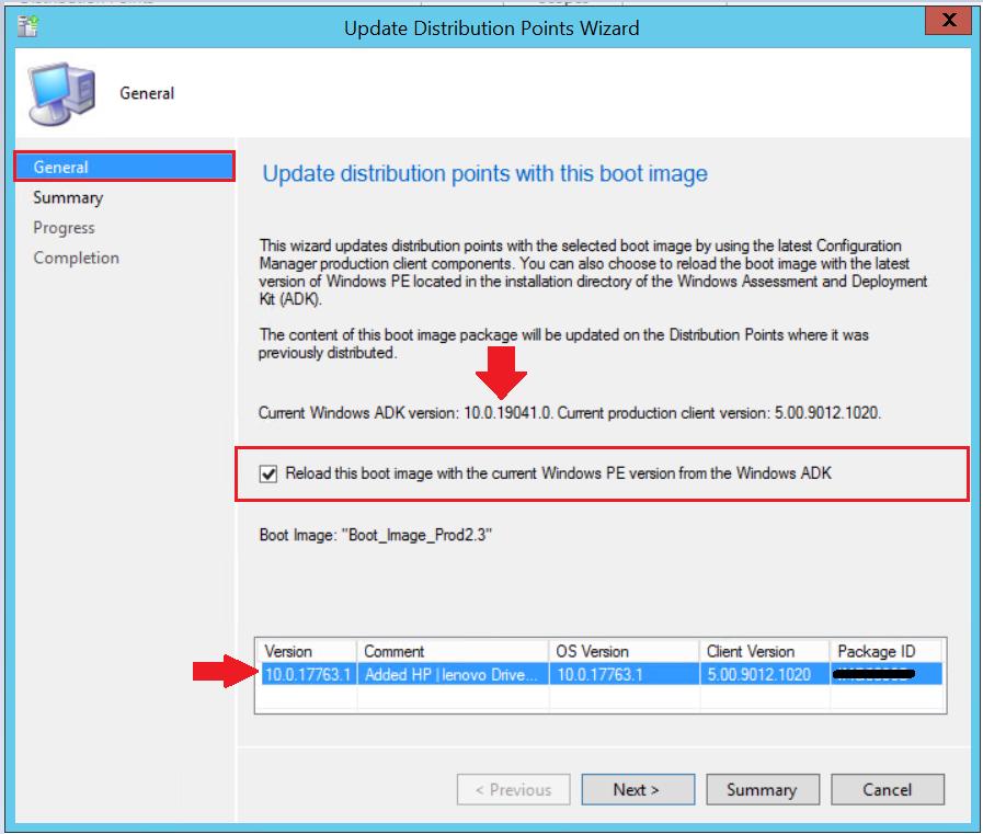 SCCM Create Custom Windows PE Boot Image Using MDT with ConfigMgr 10