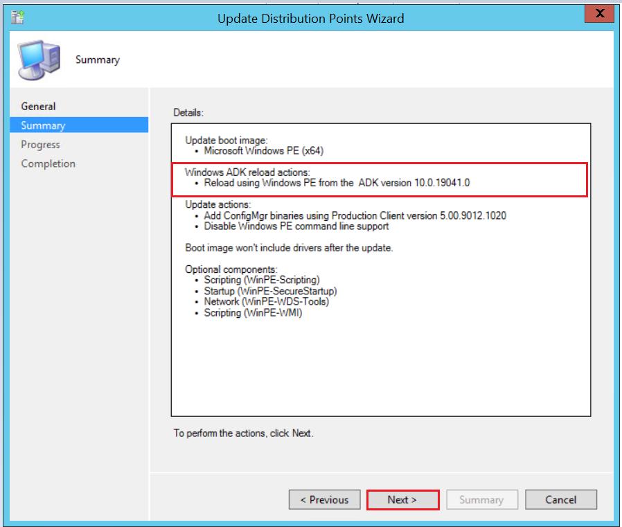 SCCM Create Custom Windows PE Boot Image Using MDT with ConfigMgr 11