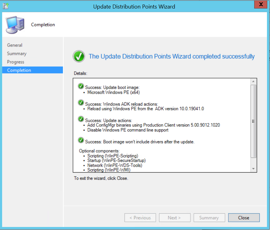 SCCM Create Custom Windows PE Boot Image Using MDT with ConfigMgr 13