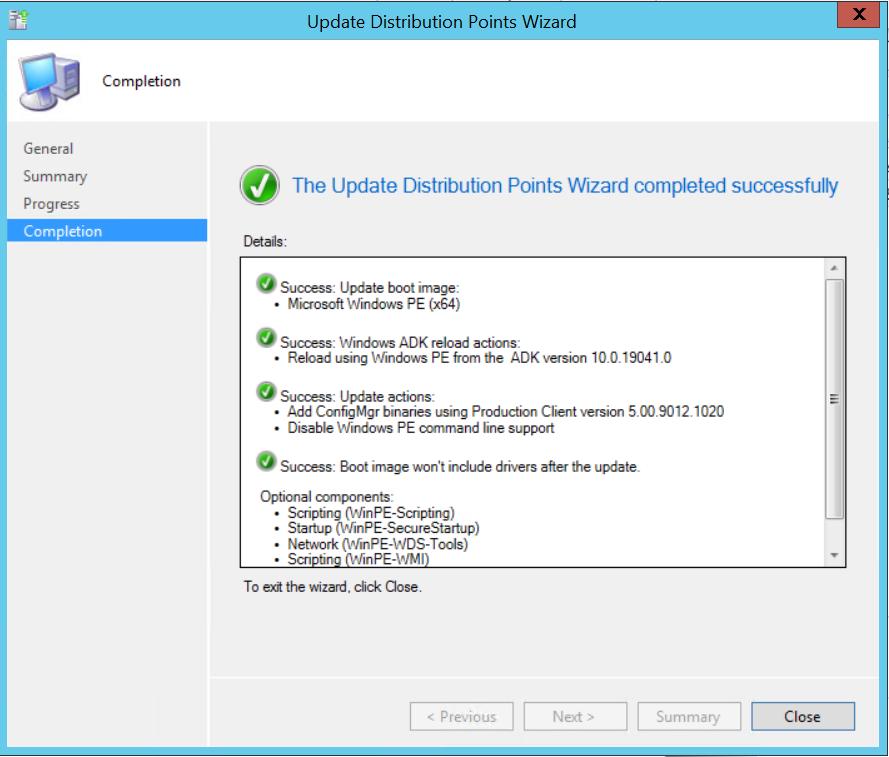 SCCM Create Custom Windows PE Boot Image Using MDT with ConfigMgr 13