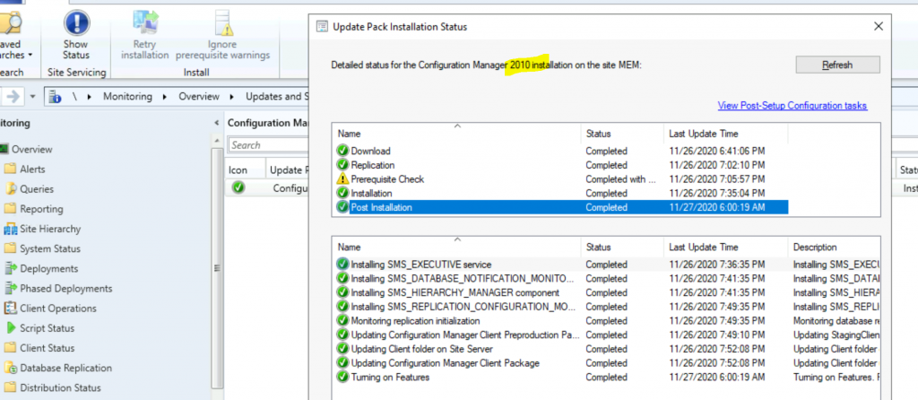 SCCM Server Upgrade to 2010 | ConfigMgr | Guide | Step by Step 6