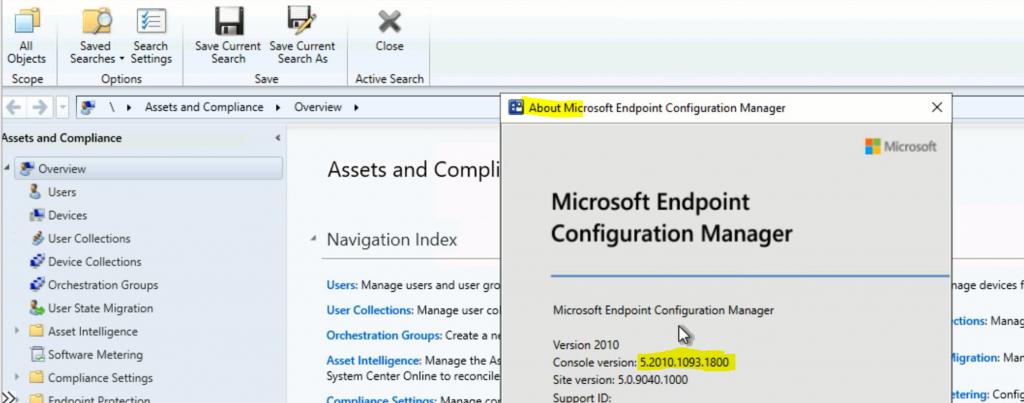 Fix ConfigMgr Console Feature Update Task Retry Operation Error | SCCM 3