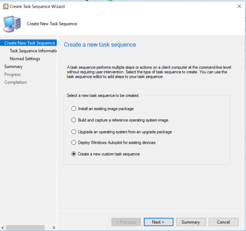 Install Multiple Applications using ConfigMgr Task Sequence SCCM