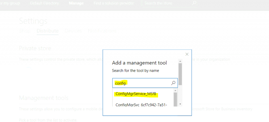 SCCM Sync with MSfB Microsoft Store for Business | ConfigMgr 4