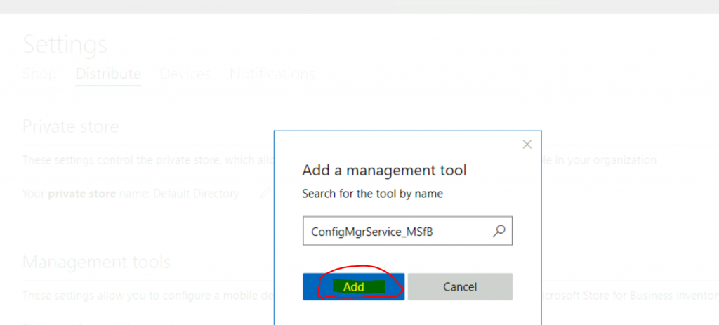 SCCM Sync with MSfB Microsoft Store for Business | ConfigMgr