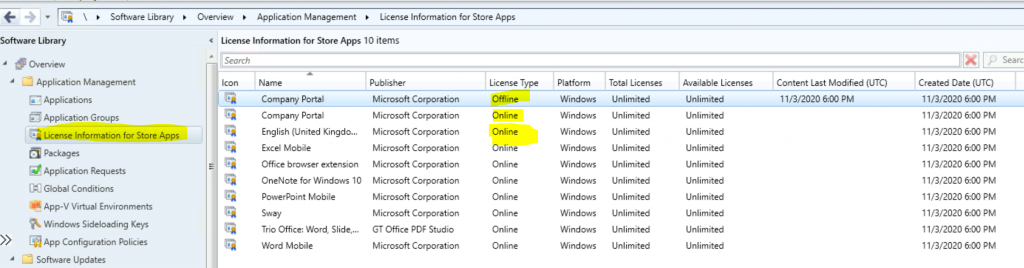 Connect MSfB Microsoft Store for Business with ConfigMgr | SCCM