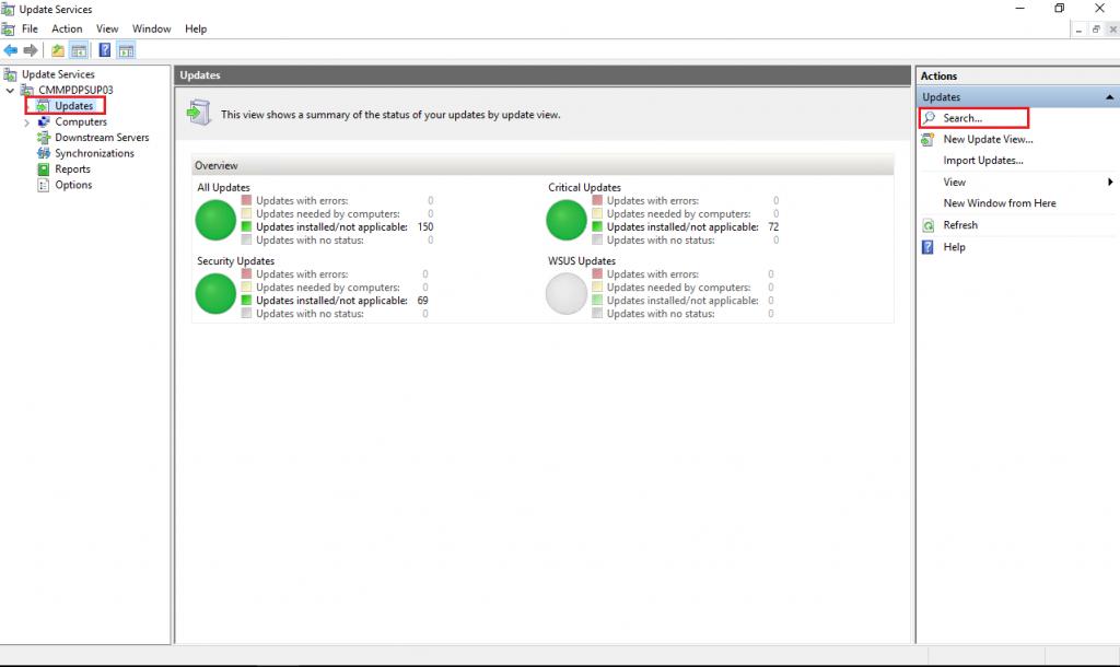 SCCM Adobe Flash Player End of Support   Import Adobe update Metadata in WSUS