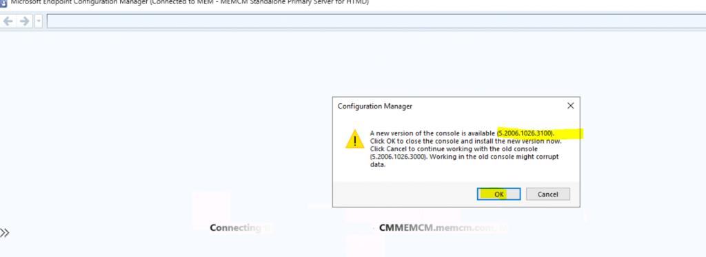 Fix ConfigMgr Console Terminates Unexpectedly Error | SCCM 2006