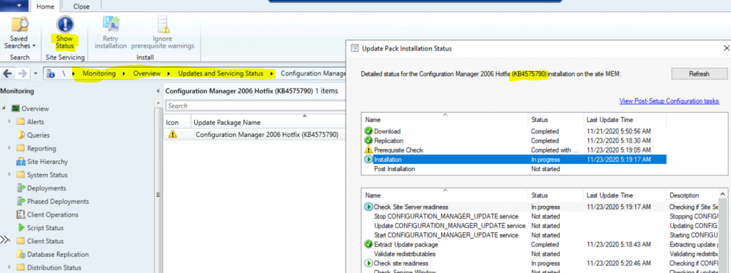 Fix Unable to Download Contents from Cloud DP Issue ConfigMgr KB 4575790