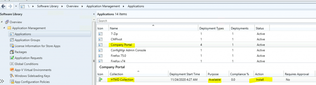 Deploy Microsoft Store Apps using ConfigMgr | SCCM 3