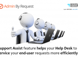 Support Assist with Admin By Reuqest