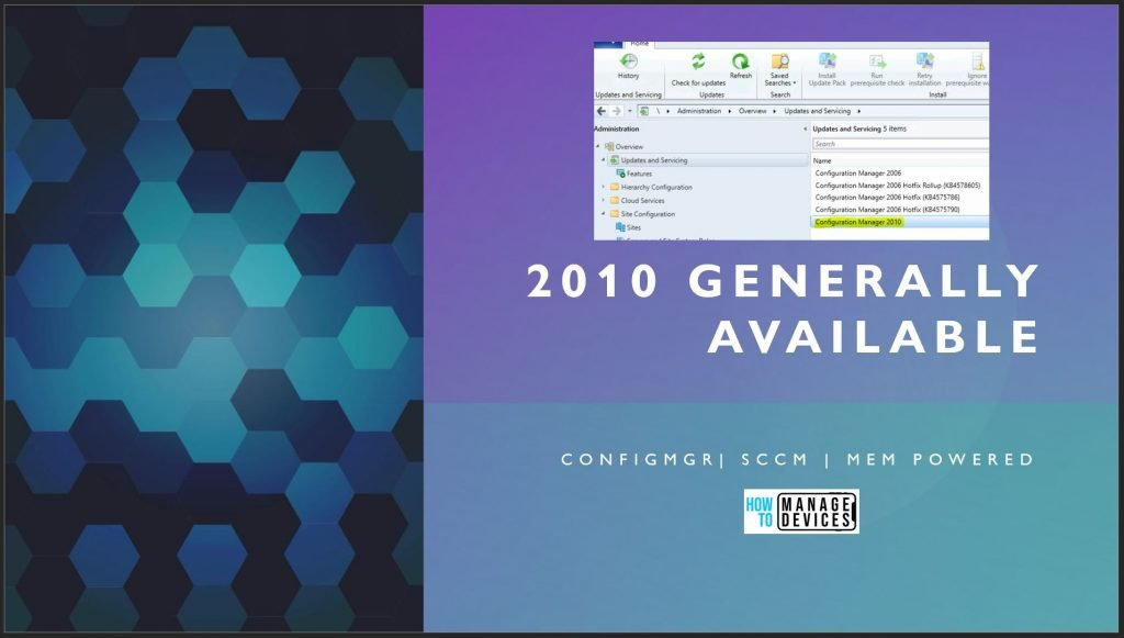 2010 is Generally Available