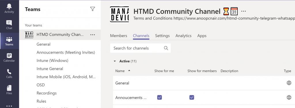 HTMD Community Telegram WhatsApp Group Links