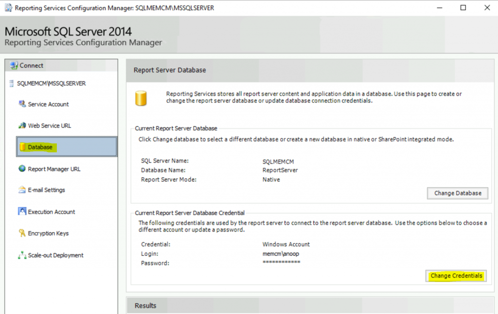 Fix Report Server cannot Open a Connection Error ConfigMgr | SCCM 5
