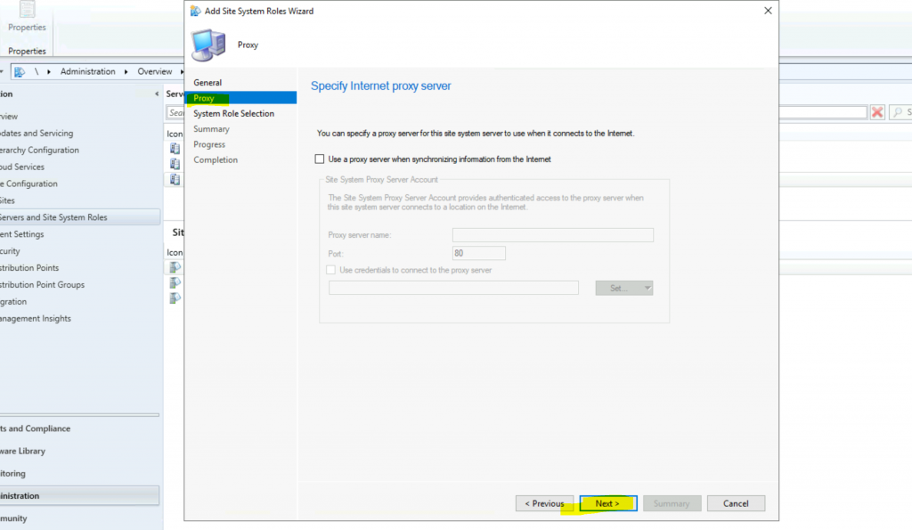 Install ConfigMgr SSRS Reporting Services Point | SCCM